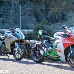 Foto 6 de 13 de la galería ducati-panigale-v2-tricolore-2021 en Motorpasion Moto