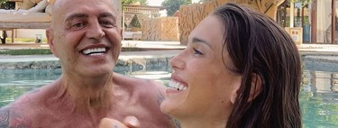 ¡Las caras, Kiko, las caras! Laura Fa y la novia de Matamoros, Marta López, se enfrentan por 'sus caras bonitas'