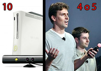 Ubisoft planea 10 juegos para Project Natal y 4 ó 5 para el Sony Motion Controller