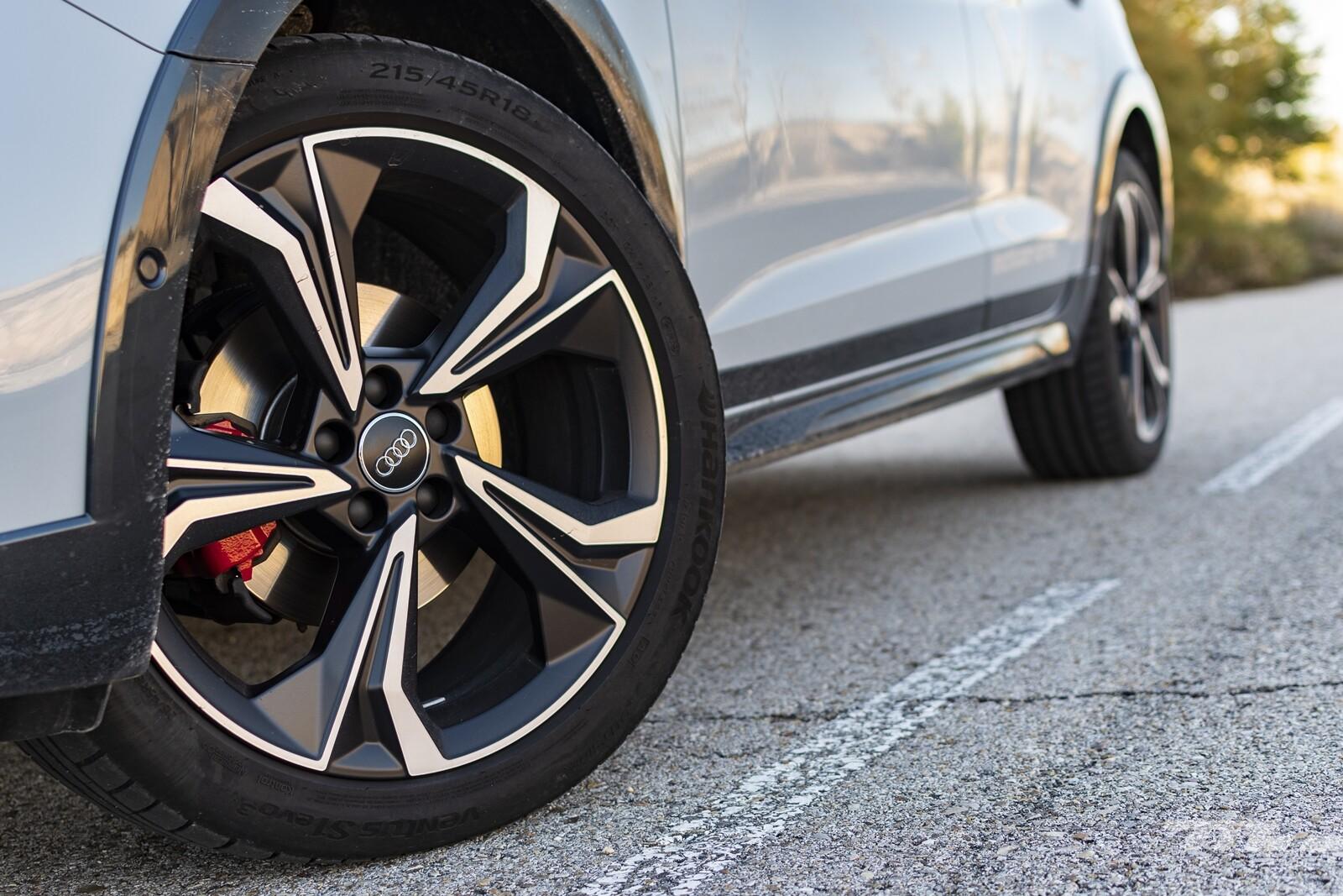 Foto de Audi A1 Citycarver 2020 prueba (20/39)