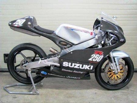 Bakker RM-Z250R Moto3, preparando ya la temporada 2012 de Moto3