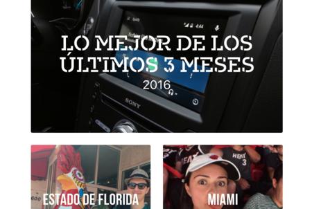 Revive los momentos especiales: así funciona 'Recuerdos' en la aplicación de Fotos de macOS Sierra