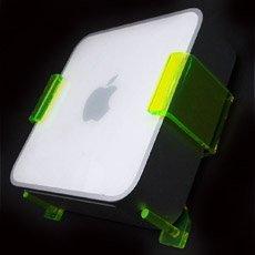 Soporte de pared para el Mac Mini