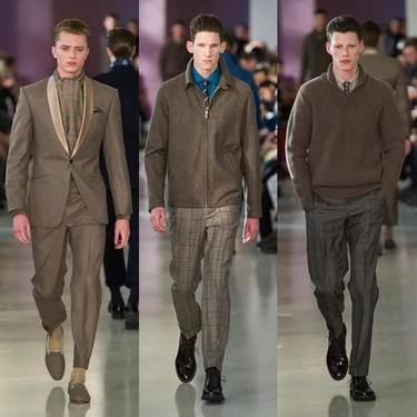 ¿Hacemos hueco a un traje marrón en nuestro armario?