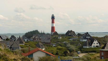 Faro Isla De Sylt
