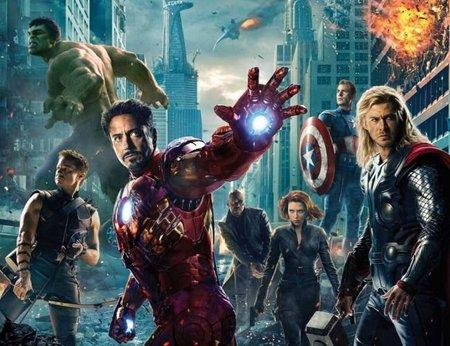 'Los Vengadores', la película