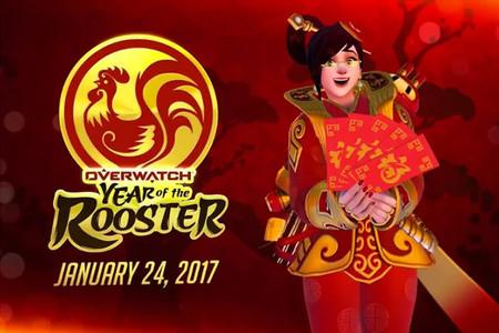 El primer evento del año de Overwatch celebrará el año nuevo chino