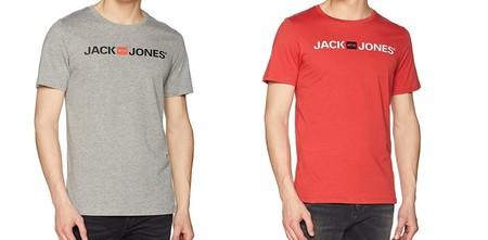 La camiseta de manga corta Jack & Jones Jjecorp Logo tee SS Crew Neck Noos está desde 9,99 euros en Amazon