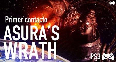 'Asura's Wrath' para PS3: primer contacto
