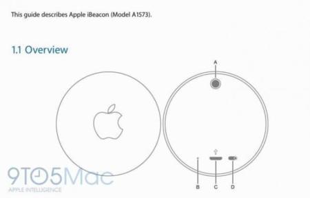 """Aparecen más detalles de un """"Apple iBeacon"""" para desarrolladores"""