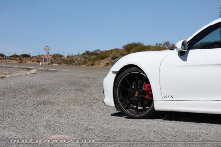 Porsche Cayman GTS Prueba 18