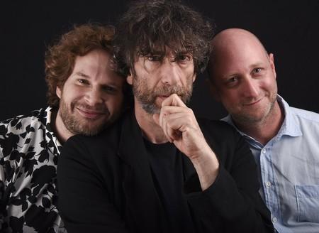 Bryan Fuller, Neil Gaiman y Michael Green