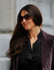 Monica Bellucci, una belleza sincera de festival en festival