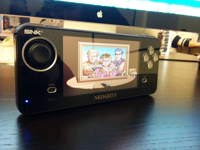 Foto de Galería de fotos de Neo Geo X Gold (14/34)