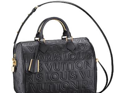 Bolso Speedy Cube de Louis Vuitton ¡suspirarás por él!