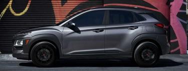 Hyundai Kona Night Edition Limited, el SUV recibe una edición especial con aspecto atemorizante