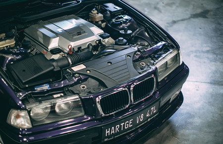 Hartge Compact V8 4.7 (1997), a subasta