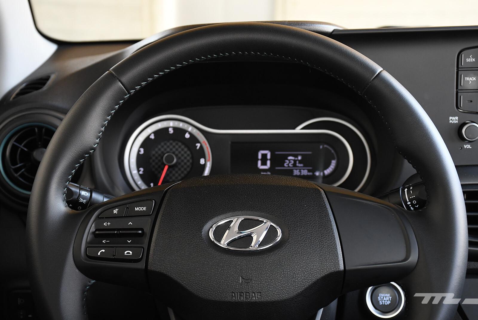 Foto de Hyundai Grand i10 2021 (prueba) (20/26)
