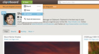 Clipboard permite ahora la subida de archivos de hasta 25 MB