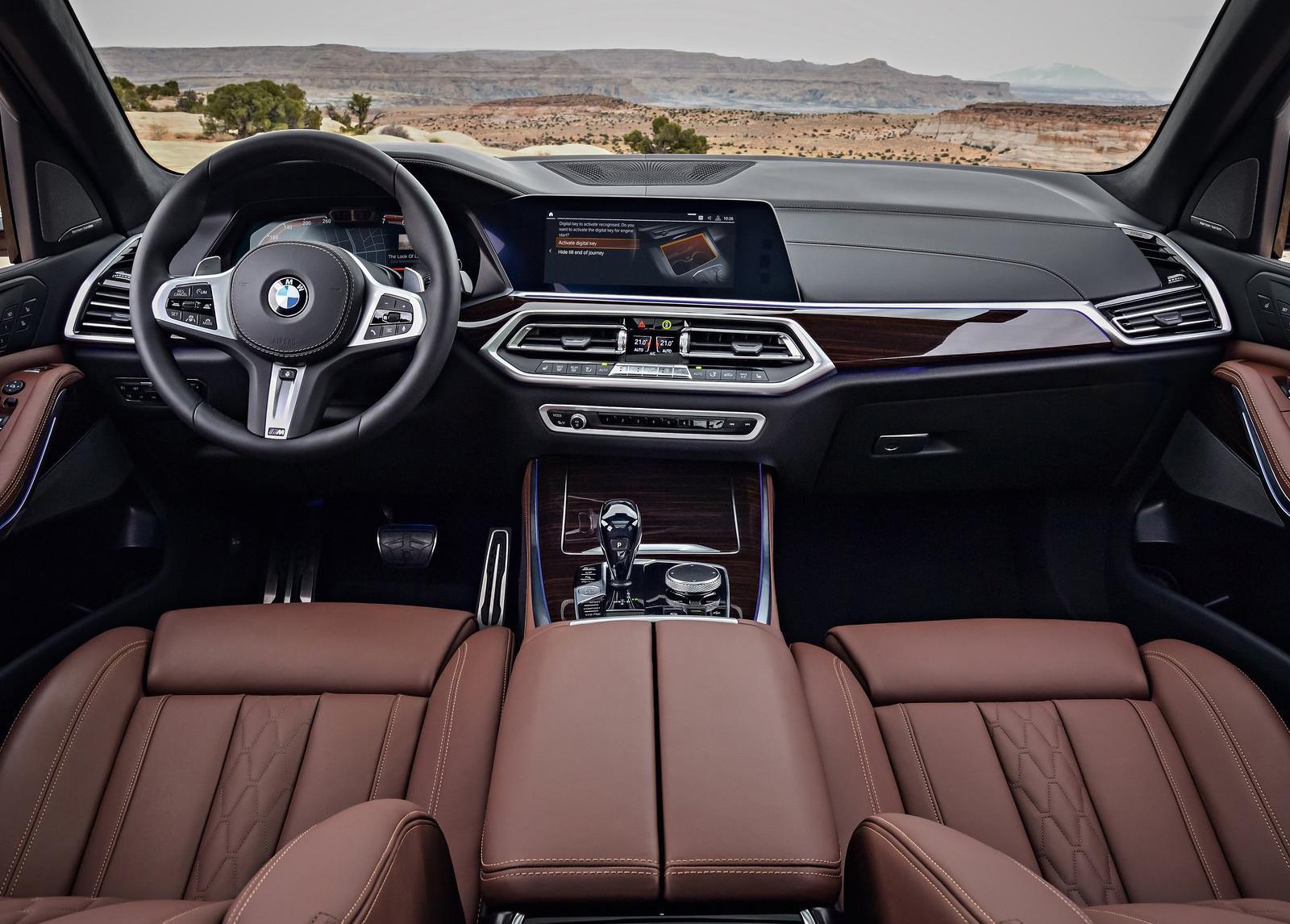 Foto de BMW X5 2019 (30/43)