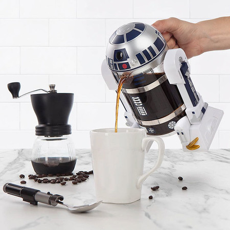Cafetera R2 D2