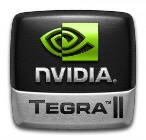 NVidia Tegra II logo