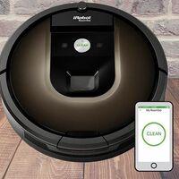 En las Robot Hours de MediaMarkt te puedes hacer con el Roomba 980 ahorrando 200 euros