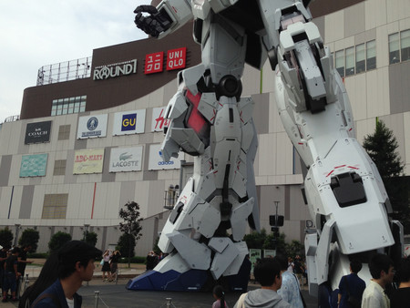 Unicorn Gundam Japon 2