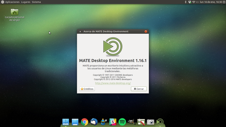 Ya puedes instalar MATE 1.16 en Ubuntu MATE 16.04 LTS