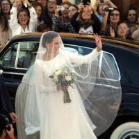 Eva González nos desvela su gran secreto: el vestido de novia