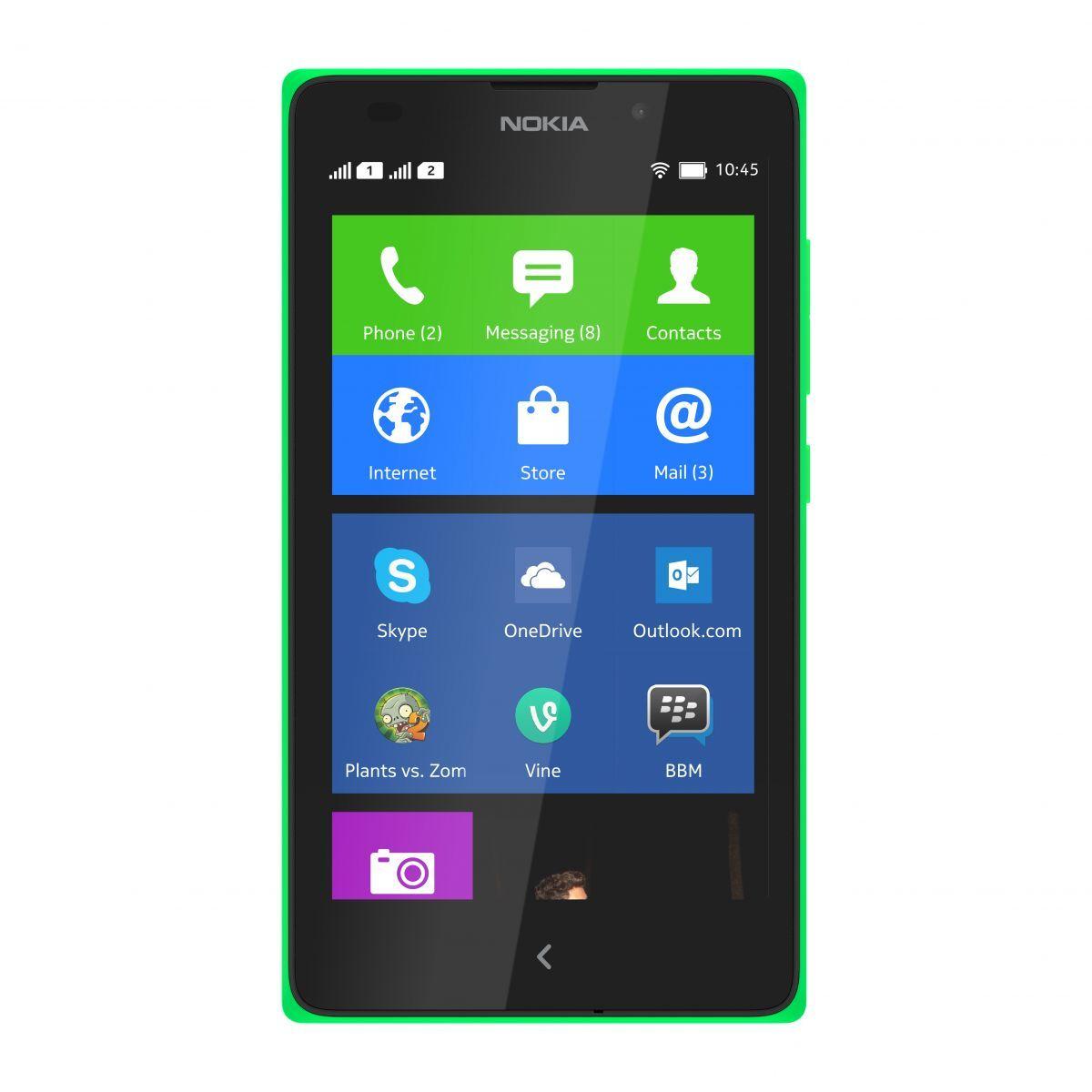Foto de Nokia X Familia (10/15)