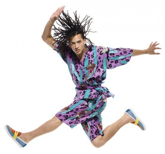 Foto de Jeremy Scott para Adidas Original Primavera-Verano 2012 (7/10)