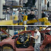 Nissan Mexicana llega a los 13 millones de vehículos producidos en A1, A2 y CIVAC
