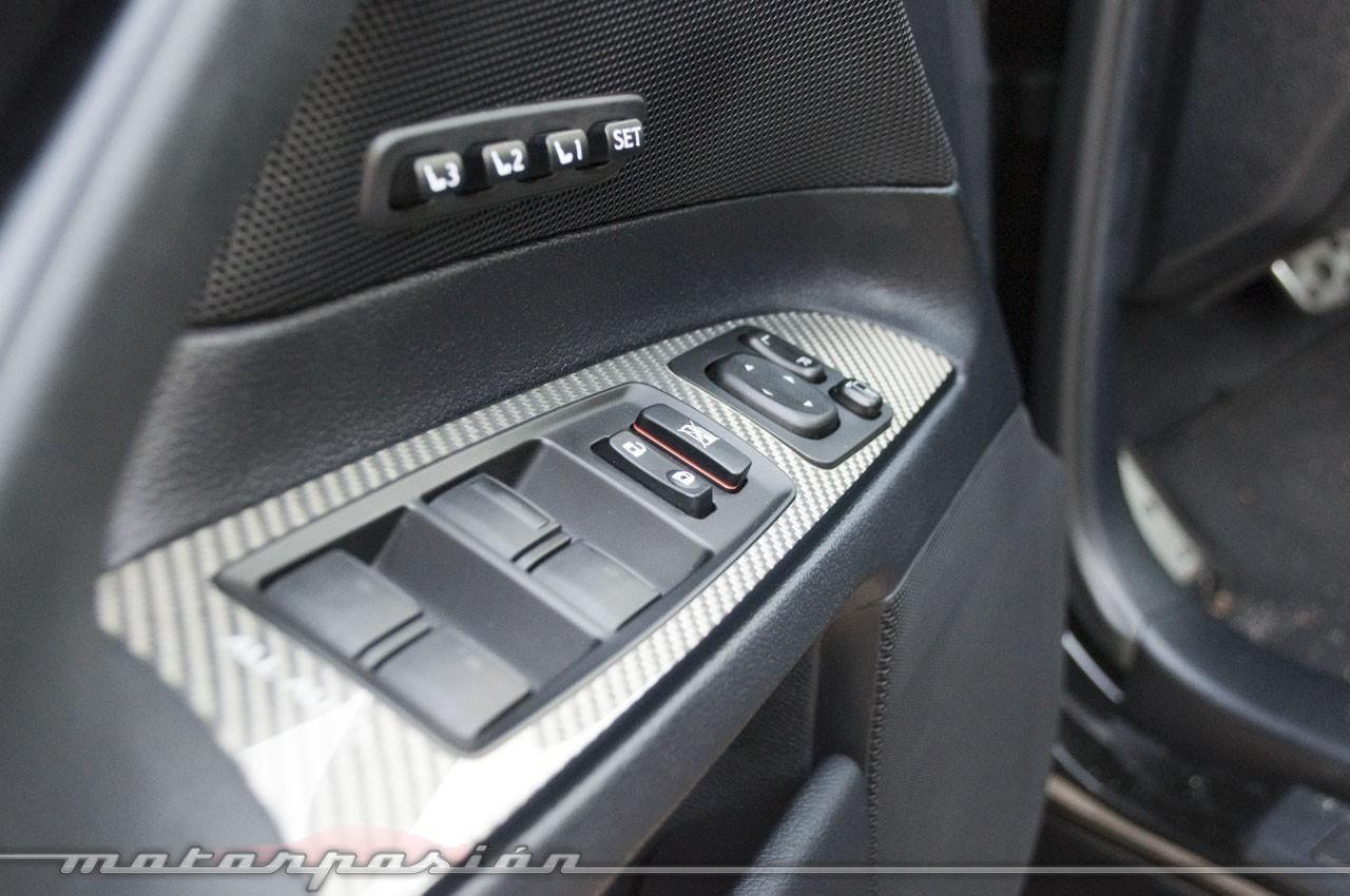 Foto de Lexus IS F (prueba) (29/46)