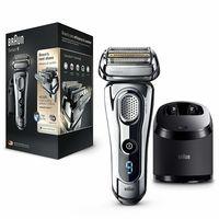 La afeitadora eléctrica Braun Series 9 9296 cc está rebajada a 209,99 euros en Amazon