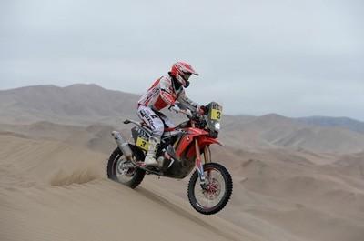 Dakar 2014: Iquique - Antofagasta, etapa 10