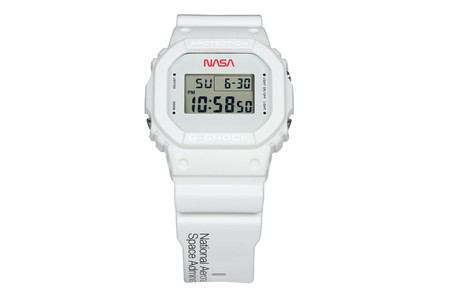 Casio y la NASA unidos en este increíble reloj G-Shock edición especial ('espacial') que presume de hasta 10 años de batería
