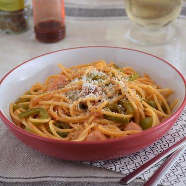 Espaguetis Napolitana (con kétchup): el plato de pasta que triunfa en Japón