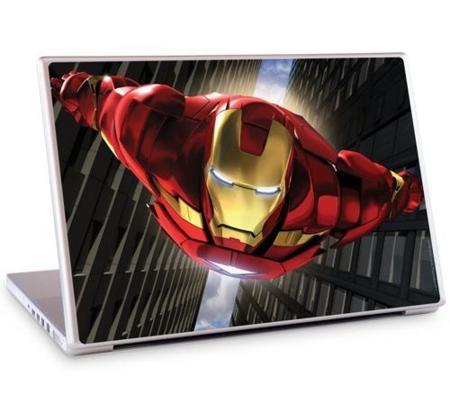 GelaSkins de Marvel, impresionantes sin más