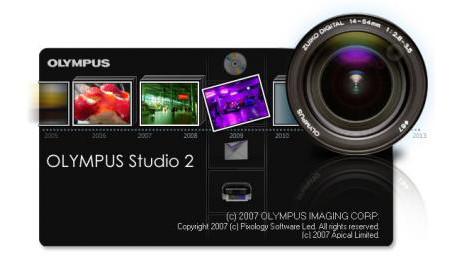 Olympus Studio se actualiza a su versión 2.2