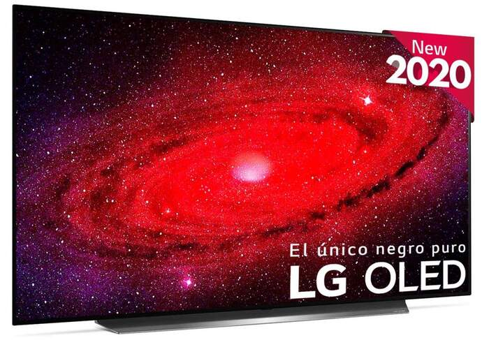 TV LG OLED77CX6LA