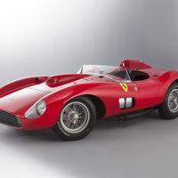 Si pensabas que un Ferrari era caro, es que no has visto este 335 Sport Scaglietti