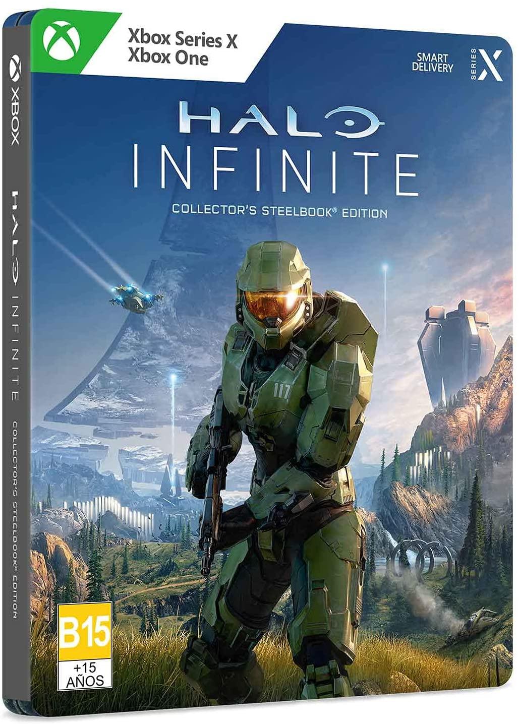 Preventa: Halo Infinite Steelbook Edition