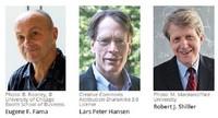 Un polémico Nobel de Economía ¿son eficientes los mercados de activos?