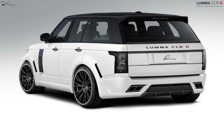Range Rover CLR R Lumma Design
