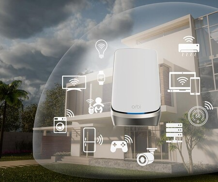 Netgear presenta el RBKE960, su sistema de redes WiFi 6E en malla más potente con 10.8 Gbps y puertos Ethernet de hasta 10 Gbps