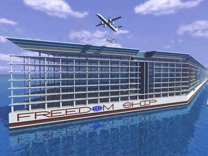 ResidenSea: El lujo de vivir en un crucero