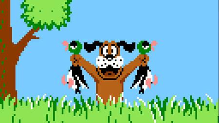 Este accesorio está diseñado para que juegues al Duck Hunt de NES en las TV modernas