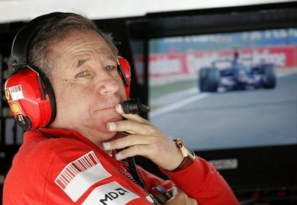 Jean Todt considera que McLaren parte con ventaja en 2008