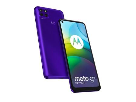 Moto G9 Power: la batería de 6,000 mAh llega a la familia de gama media de Motorola (por menos de 5,000 pesos)